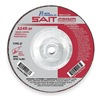 United Abrasives-Sait 20163 Depressed Ctr Whl, T27, 4.5x1/4x5/8-11, AO