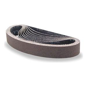 ARC Abrasives Sanding Belt, 1-1/8 Wx21 L, AO, 240GR, PK10 at Sears.com