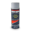 Dem-Kote 1VKA4 Spray Primer, Gray, 10 oz.