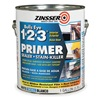 Zinsser 2001 Stain Blocking Primer/Sealer, White, 1 gal