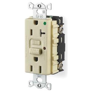 Hubbell Wiring Device-Kellems GFR8200HILA