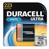 Duracell DL223ABPK Battery, 223, Lithium, 6V