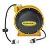 Hubbell Wiring Device-Kellems HBL45123C Cord Reel, Industrial, 45Ft, 12/3, SJEO, 15A