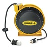 Hubbell Wiring Device-Kellems HBL45123TL20 Cord Reel, Industrial, 45Ft, 12/3, SJEO, 20A