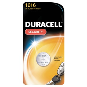 Duracell DL1616BPK