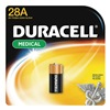Duracell PX28ABPK Battery, 28A, Alkaline, 6V