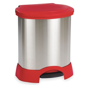 Rubbermaid FG614687RED