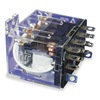 Omron MY4F-DC24 Relay Flange Mount, 4PDT, 24Coil Volts