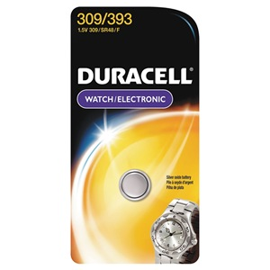 Duracell D309/393BPK