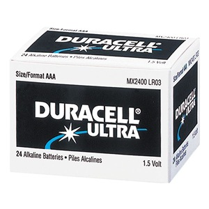 Duracell MX2400BKD