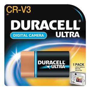 Duracell DLCRV3BPK