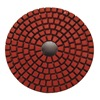 Onfloor 223719 Polishing Pad, 3 In, PK 9