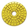 Onfloor 224049 Polishing Pad, 3 In, PK 10