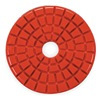 Onfloor 224030 Polishing Pad, 3 In, PK 10