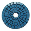 Onfloor 224065 Polishing Pad, 3 In, PK 10