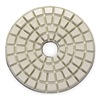 Onfloor 224057 Polishing Pad, 3 In, PK 10