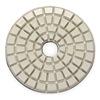 Onfloor 224057 Polishing Pad, 3 In, PK 10
