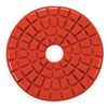 Onfloor 224111 Polishing Pad, 3 In, PK 5