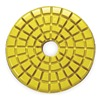 Onfloor 224138 Polishing Pad, 3 In, PK 5