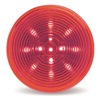 Grote G1032 Lamp, Optic Lens, LED, 2.5 In., Red