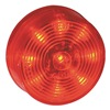 Grote G3002 Lamp, 9 Diode, 2 In., LED, Red