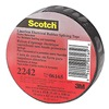 3M 130C-1-1/2x30FT Linerless Rubber Splicing Tape, PK12