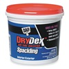DAP 12328 Spackle, VOC Compliant, 1/2 Pt