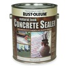 Rust-Oleum 239417 Sealer, 1 gal, Clear, Epoxy, Matte