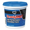 DAP 12374 Spackle, VOC Compliant, 1/2 Pt