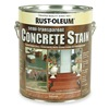 Rust-Oleum 239394 Floor Stain, 1 gal, Burnt Brick