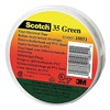 3M Scotch 35 Vinyl ColorCodingTape, 1/2Inx20', PK100