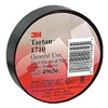 3M 1710 Tartan  3/4 in x 60 ft Gen Use Vinyl ElecInsulateTape, PK100