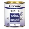Rust-Oleum 207014 Primer, White, 1 qt.