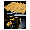 3M 401Q Sanding Sheet, 11x9 In, 1200 G, SC, PK250
