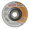 United Abrasives-Sait 22030 Depressed Center Whl, T27, 4.5x1/8x7/8, AO