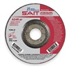 United Abrasives-Sait 20063 Depressed Center Whl, T27, 4.5x1/4x7/8, AO