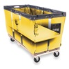 Royal R50YLFWA Basket Truck, Yellow, 50 In. L, 31 In. W
