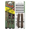 Nite Ize F9S-03-TP01CAMO Rope Tightener, 1-3/4 In., Aluminum, PK 2