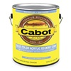 Cabot 140.0001812.007 Solid Stain, Ultra WhiteLow Lustre, 1gal