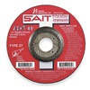 United Abrasives-Sait 20065 Depressed Center Whl, T27, 4.5x1/4x7/8, AO
