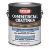 Krylon K21330261-16 InteriorLatexDover WhiteSemiGlos, 1gal
