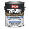 Krylon K008K21317250-16 InteriorLatexSand DollarSemiGlos, 1gal