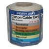 Approved Vendor 2PRR3 Cotton Cable Cord, 0.07 In, 150 Ft