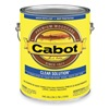 Cabot 140.0009200.007 Translucent Coating Nat, Flat, 1gal