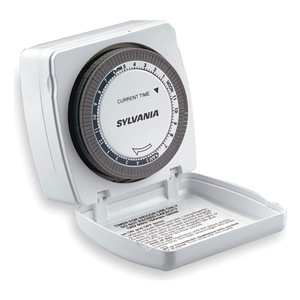 Sylvania Timer, Indoor Lamp and Appliance, 120 V at Sears.com