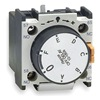 Dayton 2UXH5 IEC Timer Attachment Off Delay 0.1 to 3