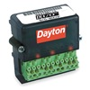 Dayton 3FYR6 I/0 Module, Source, .5A, 10-28VDC, 8 Outputs
