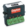 Dayton 3FYR7 I/0 Module, Sink, .5A, 10-28VDC, 8 Outputs