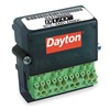 Dayton 3FYT5 I/0 Module, Analog, 0-20, 4-20VDC, 4 In/4Out