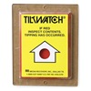 Shockwatch 0760-1451118 Tilt Label, Inspect, 80 Degrees, PK 100